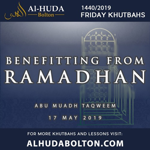 Benefiting From Ramadhan