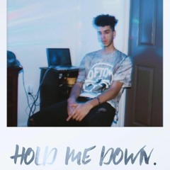 hold me down. (prod. FLY MELODIES)