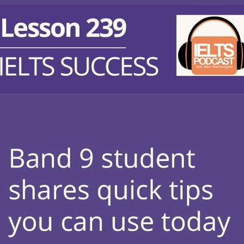 IELTS SUCCESS: Band 9 Student Shares Quick Tips You Can Use Today