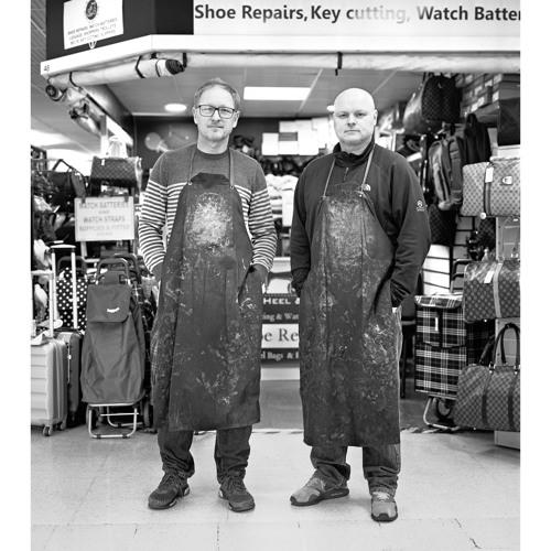 Episode 62 Steve Smith & Ian Grosz (Trading Faces)