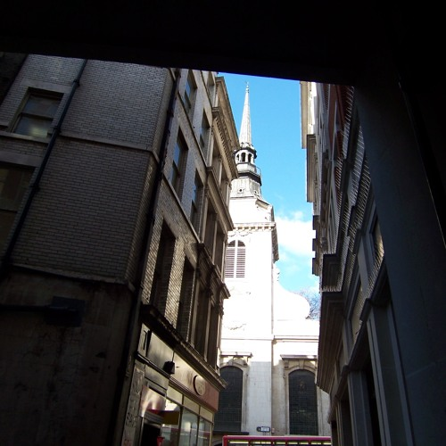 City of London Churches - St Martin within Ludgate