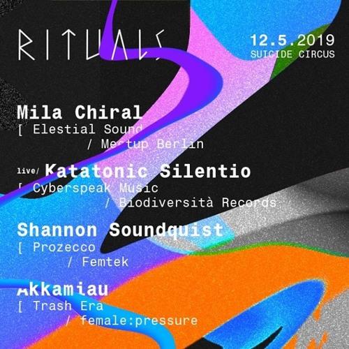 Katatonic Silentio @ Rituals x female:pressure