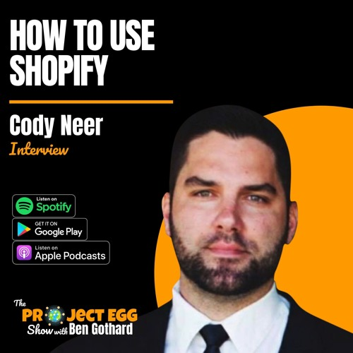 How to Use Shopify: Cody Neer