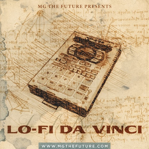 Lo-Fi Davinci Vol  1 - Sound Demo (Drum & Sample Pack) by MG The