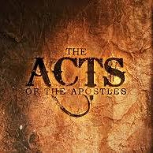 Thoughts on Acts 3,18-26