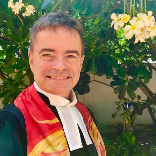 20190519 Predigt Kantate Apostelgeschichte 16,23 - 34 Bangkok