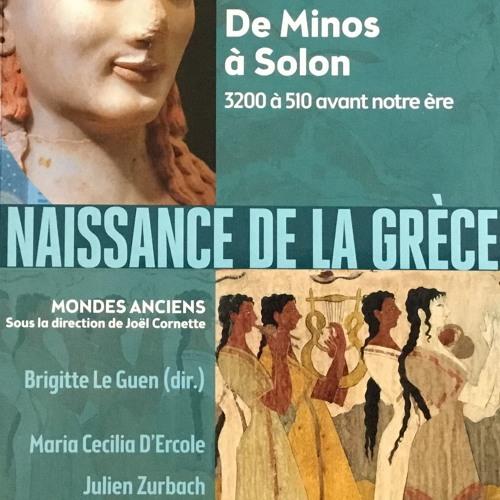 Éclats d'histoire (Aligre FM)-La Grèce archaïque, avec M. C. D'Ercole, 16.05.19