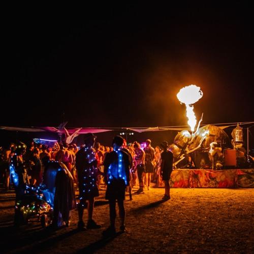 Fri Night on the Dung Beetle Sound System - AfrikaBurn 2019