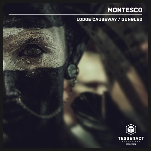 Montesco - Lodge causeway [TESREC032] OUT NOW ON BANDCAMP, OTHER STORES 11TH JUNE