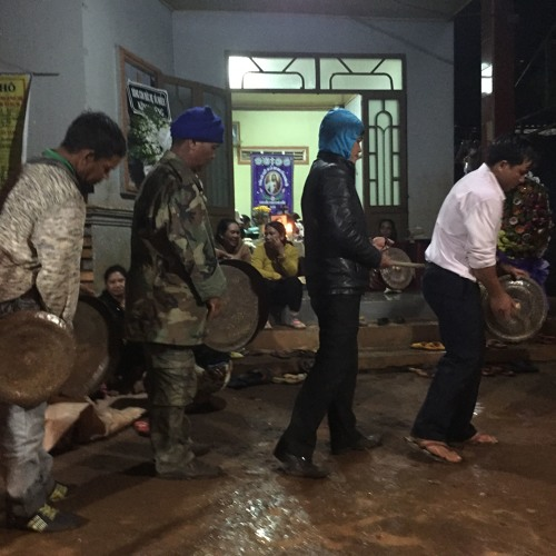 Gong music of Giarai people, Central Vietnam