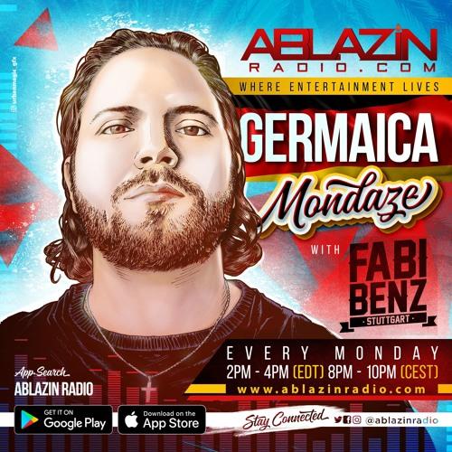 Germaica Mondaze Radio-Mix #54 [Dancehall | Reggae 2019] @djfabibenz