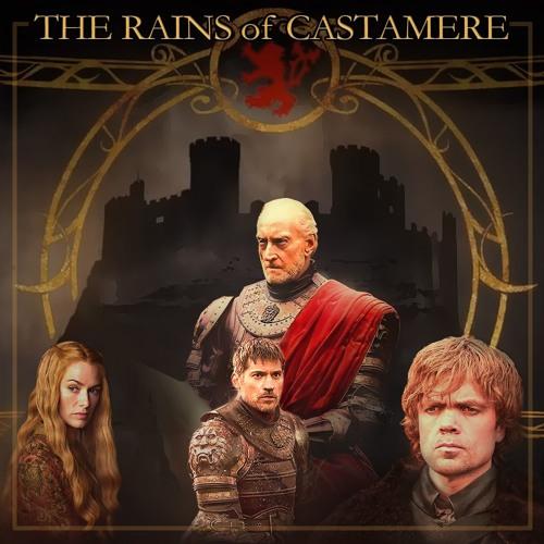 The Rains of Castamere - Hugo De Blasquez Arrange.