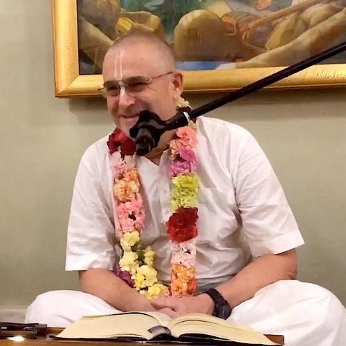 Śrīmad Bhāgavatam class on Sun 19th May 2019 by His Grace PrabhaVishnu Prabhu 4.22.35