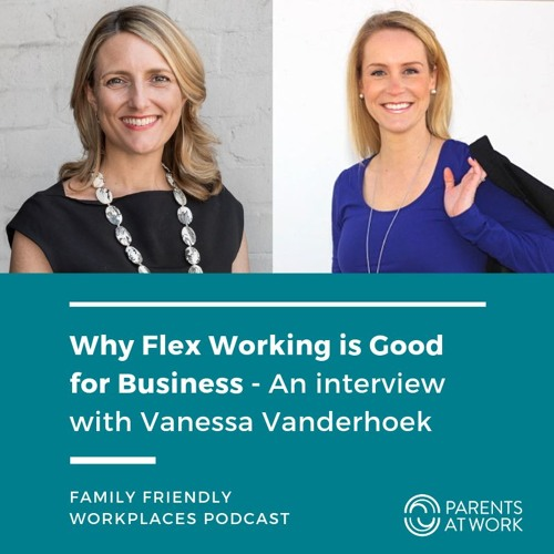 International Flexible Working Day – An interview with Vanessa Vanderhoek