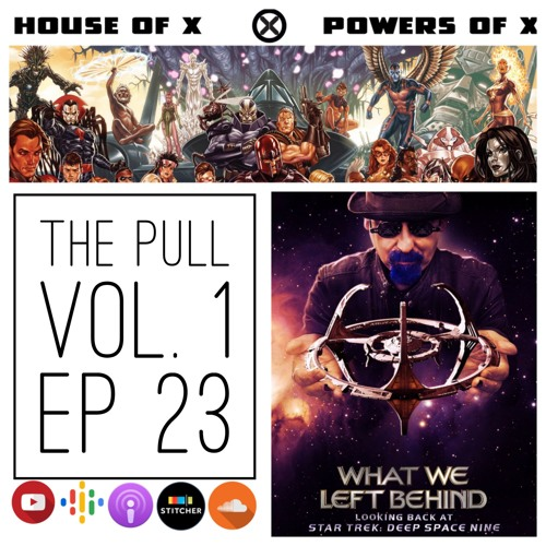 The Pull: Ep 23 | Deep Space House of Batwoman ft. Robert Jeffrey