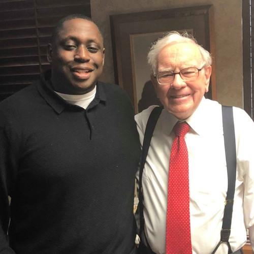 Meeting & Dinner with Warren Buffett W/ Prince Dykes