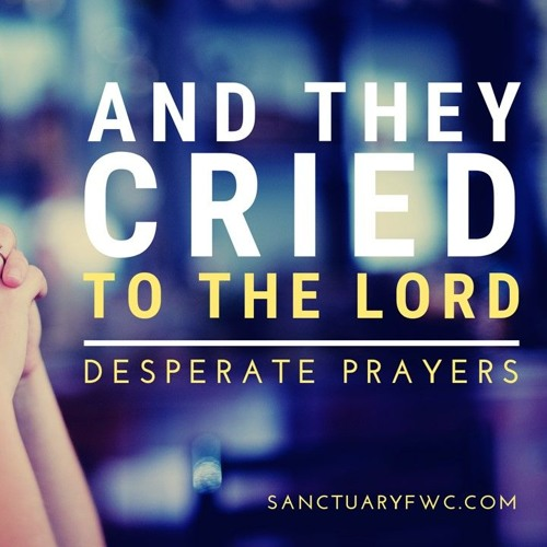 And They Cried To The Lord (Disaster Places)