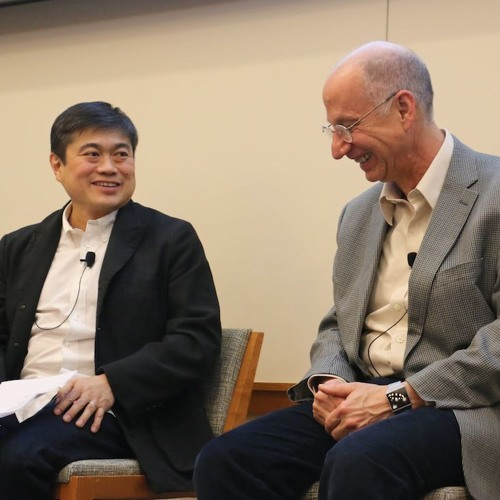 Everyday Chaos -  A Book Talk with author David Weinberger and Joi Ito