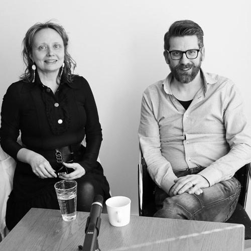 UNO podcast 2/2019 // Okko Leo ja Maria Säkö