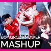 BTS / A.C.E / MONSTA X / ATEEZ - Mic Drop/Under Cover/Shoot Out/Hala Hala MASHUP by ThaMonkeySquad