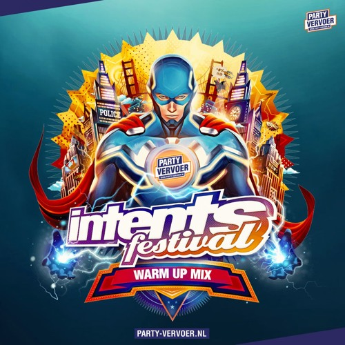 Intents Festival 2019 | Warm up mix by Party-vervoer.nl