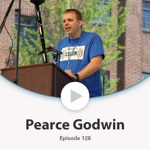Pearce Godwin, Founder & CEO of Listen First Project
