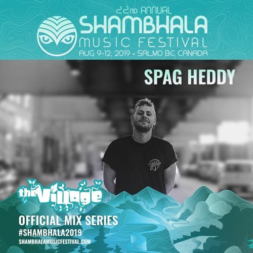 Shambhala 2019 Mix Series - Spag Heddy