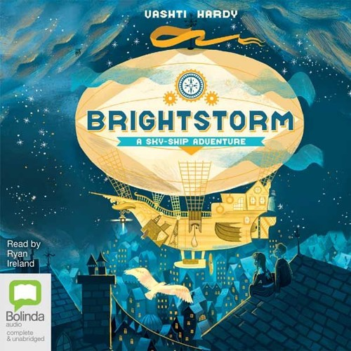 Brightstorm: Sky-Ship Adventure #1 by Vashti Hardy