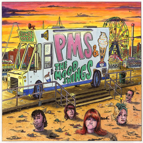 PMS and the Mood Swings - Life of Crime