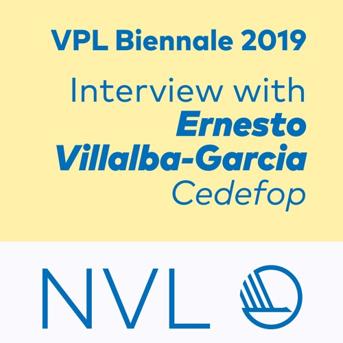 Interview with Ernesto Villalba on validation of prior learning