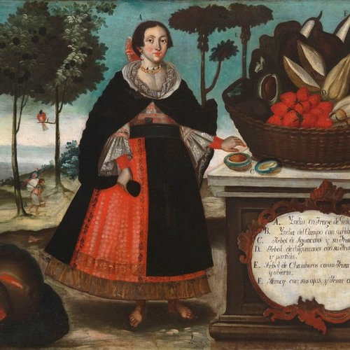 87. CSA Series: What's the Deal with Spanish Colonial Dress? with Laura Beltran-Rubio