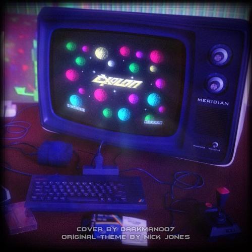 2019 - Exolon - Title (ZX Spectrum Metal Cover)