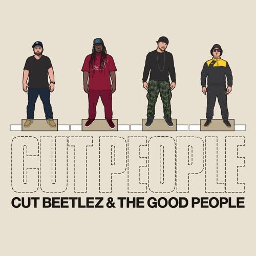 """Cut Beetlez """"Cut People"""" FABYL012"""