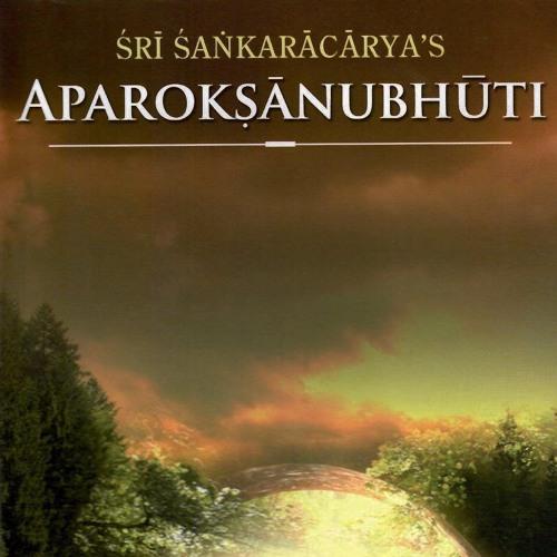 Aparokshanubhuti - 16 May 2019