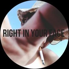 Lucio Di Stefano - Right In Your Face