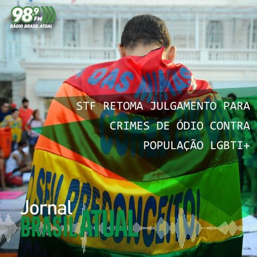 STF retoma julgamento para crimes de ódio contra população LGBTI+