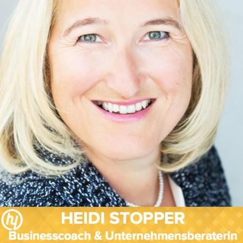 #37 mit Heidi Stopper, Businesscoach und Unternehmensberaterin