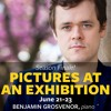 Pictures at an Exhibition Preview