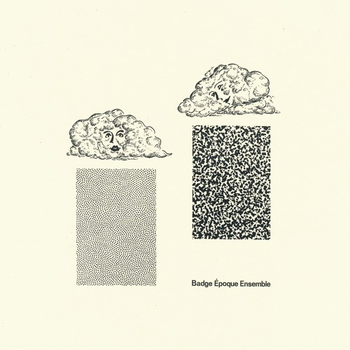 Badge Époque Ensemble - Milk Spilt On Eternity