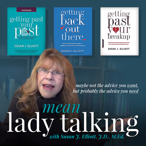 Mean Lady Talking Podcast Episode One