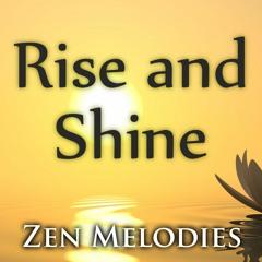 Rise and Shine: Energizing Binaural Beats Morning Meditation