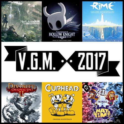 Best Video Game Music of 2017 by Goldielou   Free Listening on