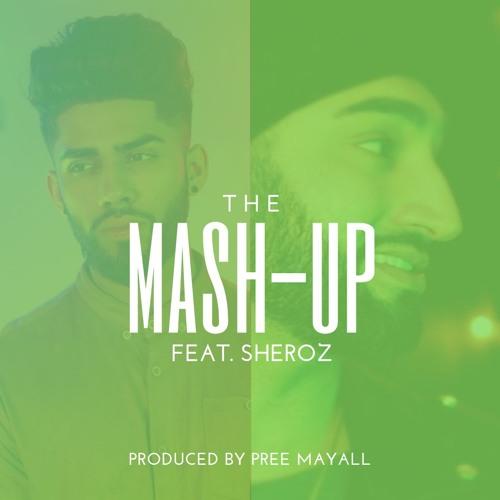 THE MASH-UP (PUNJABI) | Pree Mayall Feat. Sheroz | (Produced by Pree Mayall)