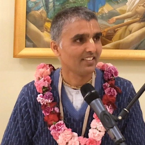 Śrīmad Bhāgavatam class on Wed 22nd May 2019 by Sukadeva Dāsa 4.22.38