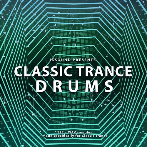 Classic Trance Drums by JKSOUND