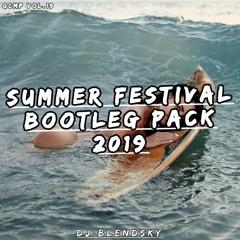 🍑 Summer Mashup Pack 2K19 | Get Crazy Mashup Pack Vol.19 - By DJ BLENDSKY 🔥