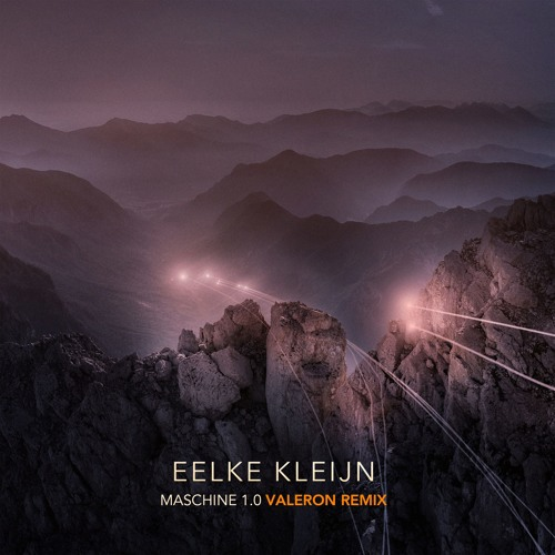 Premiere: Eelke Kleijn - Maschine 1.0 (Valeron Remix) [Days Like Nights]
