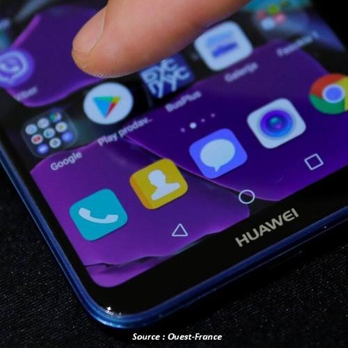 Le Mot De L'info 27 mai - Rupture Entre Google Et Huawei