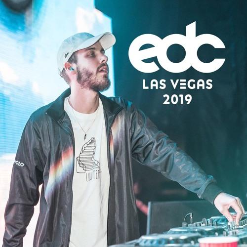 San Holo @ Live EDC Las Vegas 2019