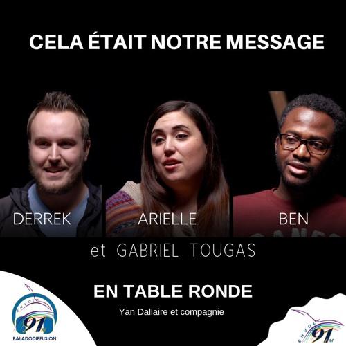 Table ronde - Cela était notre message